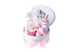 Κουτί Hamper «It's A Girl» Signature