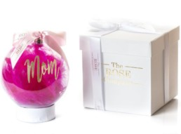 «Mom» Christmas Bauble Σε Φούξια
