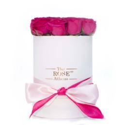 Φρέσκα Τριαντάφυλλα SMALL σε κουτί καρδιά