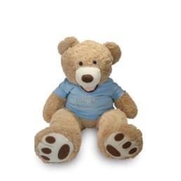 Αρκούδος 1M Με Μπλε T-shirt