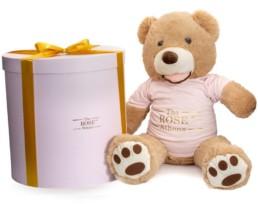 Αρκούδος Με Ροζ T-Shirt Σε Συσκευασία Δώρου 1M