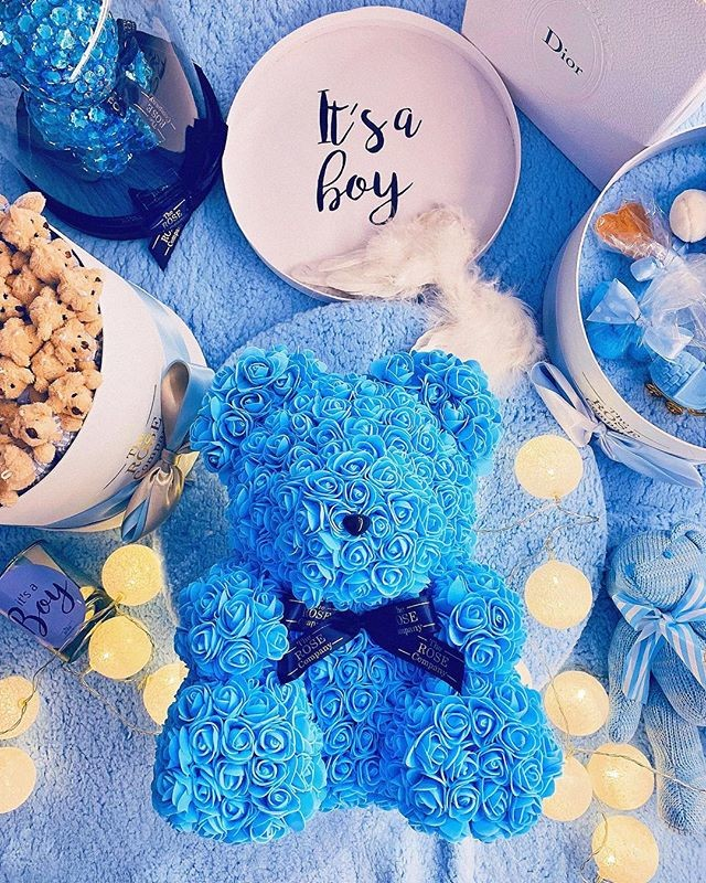 the rose company - its a boy hamper