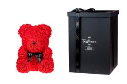 Toyflower Από Κόκκινα Τριαντάφυλλα. Πακέτο Πολυτελείας