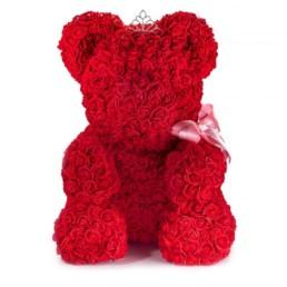 ToyFlower Γίγας Με Κόκκινα Τριαντάφυλλα
