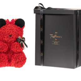 Toy Flower Mickey Limited Edition With Swarovski Crystals 40cm