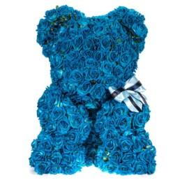 Toyflower XXL με μπλε τριαντάφυλλα