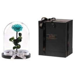 Beauty & The Beast Xxl Μαύρο Τριαντάφυλλα  Περιλαμβάνει Και Το Κουτί