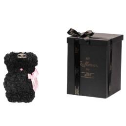 Toyflower 25cm Μαύρο Περιλαμβάνει Και Το Κουτί