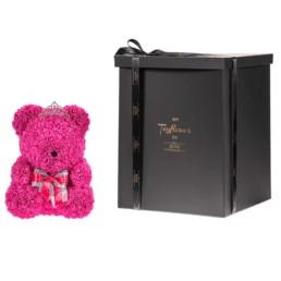 Toyflower 40cm Φούξια Περιλαμβάνει Και Το Κουτί