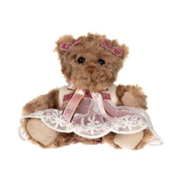 Little Ninka 15cm  New Luxury Handmade Limited Toys Made With Love In Sweden