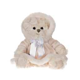 Little Teresa 25cm White  New Luxury Handmade Limited Toys Made With Love In Sweden