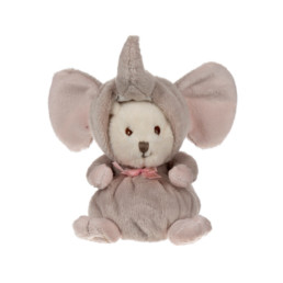 Ziggy Elephant 15cm New Luxury Handmade Limited Toys Made With Love In Sweden